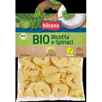 Hilcona Bio Tortelloni oder Gnocchi