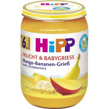 Hipp Bio Kindernahrung