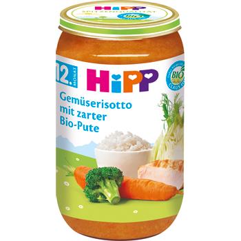 Hipp Bio Menüs