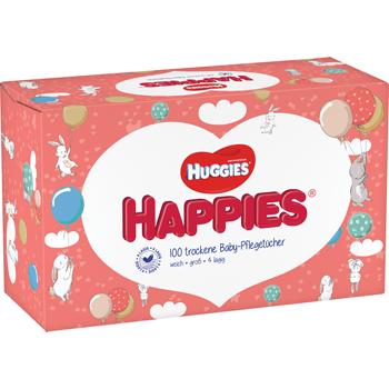 Huggies Happies Babypflegetücher