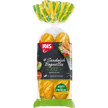 Ibis XXL Sandwich Baguettes
