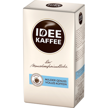 J. J. Darboven Idee Kaffee Classic oder Eilles Kaffee Gourmet