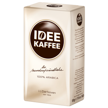 J. J. Darboven Eilles Gourmet Café oder Idee Kaffee Classic