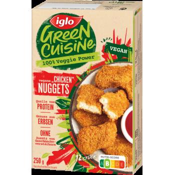 iglo Green Cuisine oder Veggie Love