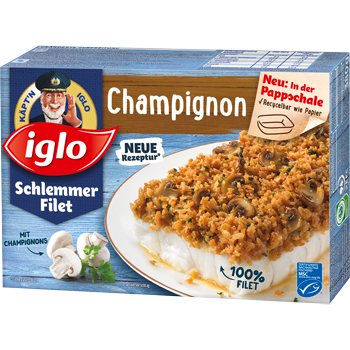 iglo Schlemmer Filet