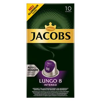 Jacobs Lungo oder Espresso Kapseln