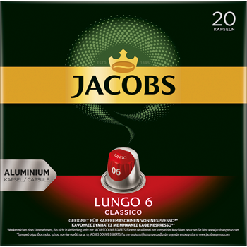 Jacobs Kapseln