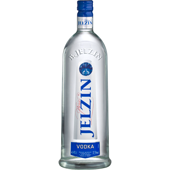 Jelzin oder Lemon Vodka