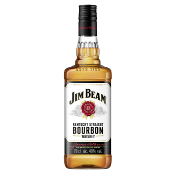 Jim Beam White Bourbon Whiskey, Red Stag, Honey oder Apple