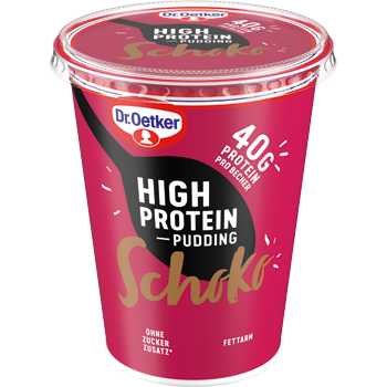 Dr. Oetker High Protein Pudding