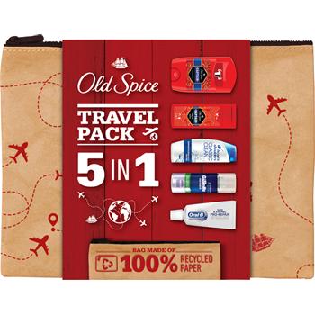 Old Spice Captain Travel Pack Geschenkset