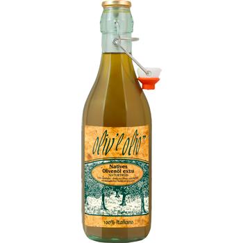 "oliv'e olio"" Natives Olivenöl extra"