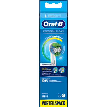 Oral-B Precision Clean Aufsteckbürsten