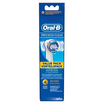 Oral-B - Oral-B Precision Clean Aufsteckzahnbürsten