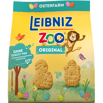 Leibniz Osterfarm Zoo Butterkekse