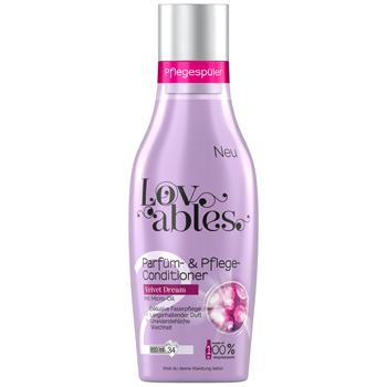 Lovables Parfüm & Pflege-Conditioner oder Wäsche-Shampoo