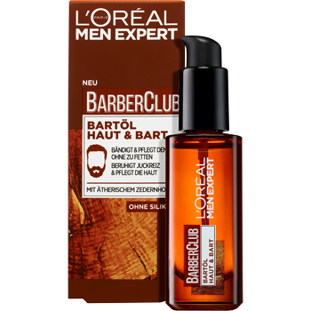 L'Oréal Paris Men Expert BarberClub Bartöl