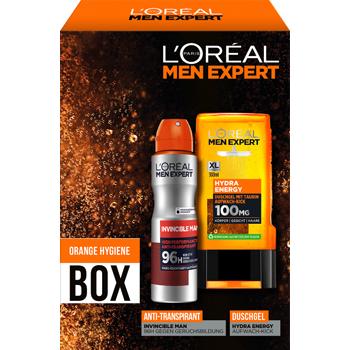 L'Oréal Men Expert Hygiene Box Geschenkset