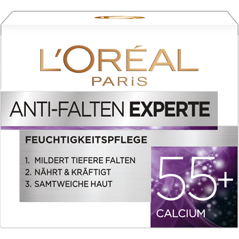 L'Oréal Paris Anti-Falten Experte Feuchtigkeitspflege