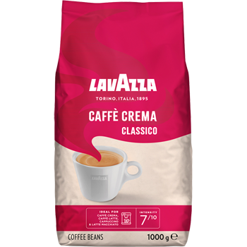 Lavazza Caffè Crema Kaffee- oder Espressobohnen