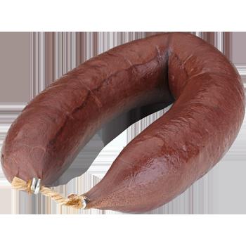 Rasting - Blutwurst