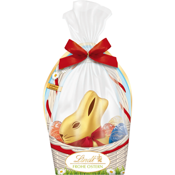 Lindt Goldhase Korb