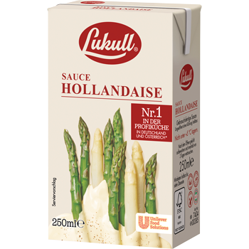 Lukull Sauce Hollandaise oder Béarnaise