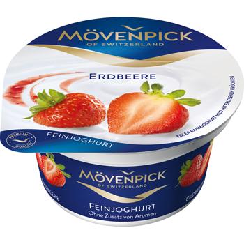 Mövenpick Joghurt oder Pudding