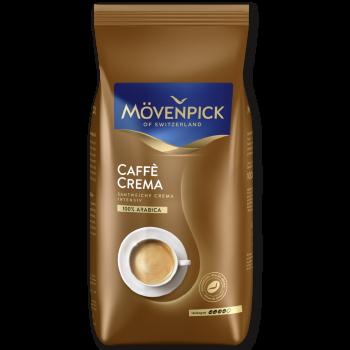 Mövenpick Caffè Crema, Gusto Italiano oder Latte Art