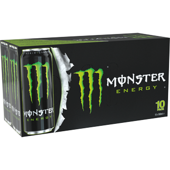 Monster Energy oder Monster Juice Mango Loco