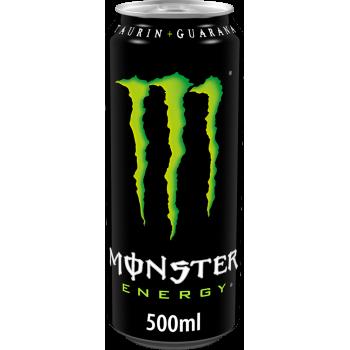 Monster Energy oder Reign