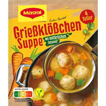 Maggi Guten Appetit Suppen