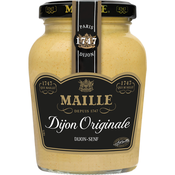 Maille Dijon-Senf oder Maille Senf Mittelscharf
