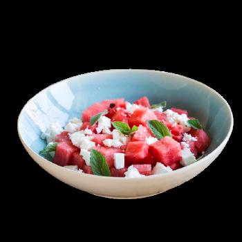 Salakis-Melonen-Salat