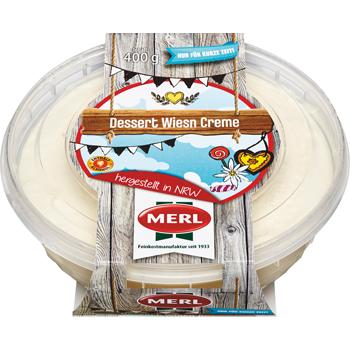 Merl Dessert Wiesn Creme