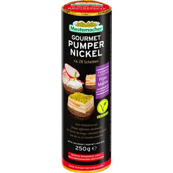Mestemacher Gourmet Pumper Nickel