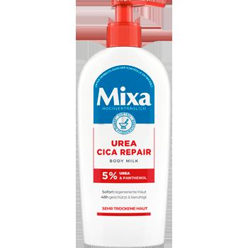 Mixa Bodymilk oder Bodylotion