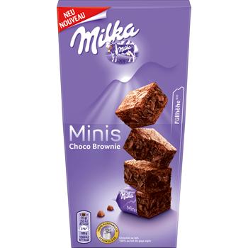 Milka Kekse oder Kuchen