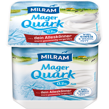 Milram Mager quark