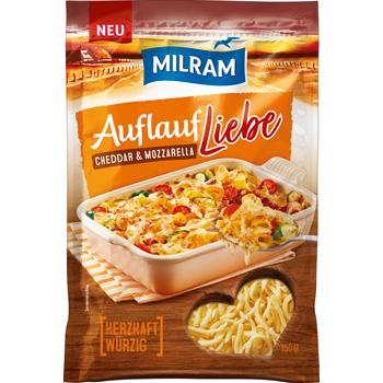 Milram Auflaufliebe oder Käse in Scheiben