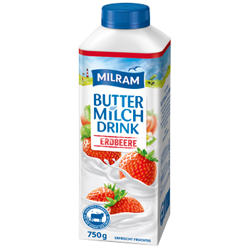 Milram Butter Milch Drink