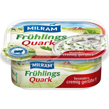 Milram Frühlings oder Gewürz Quark
