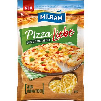 Milram Käse in Scheiben oder Reibekäse