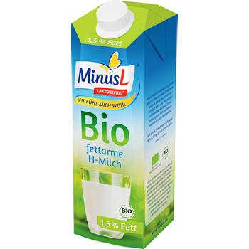 Minus L Bio H-Milch
