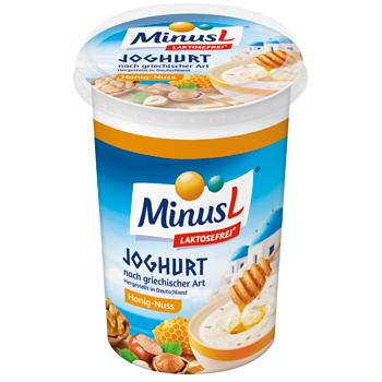 Minus L Joghurt