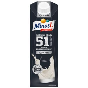 Minus L Protein H-Milch