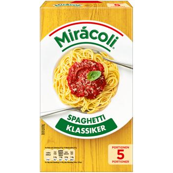 Mirácoli Spaghetti oder Maccaroni