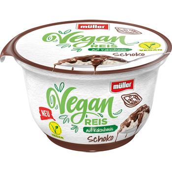 Müller Vegan Reis auf Kokosbasis