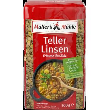 Müller's Mühle Linsen oder Erbsen