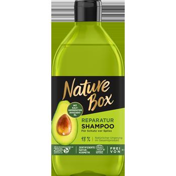 Nature Box Shampoo oder Spülung